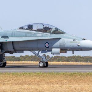RAAF F18